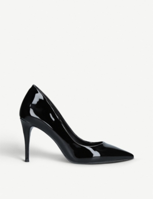 ALDO Tracey patent leather courts