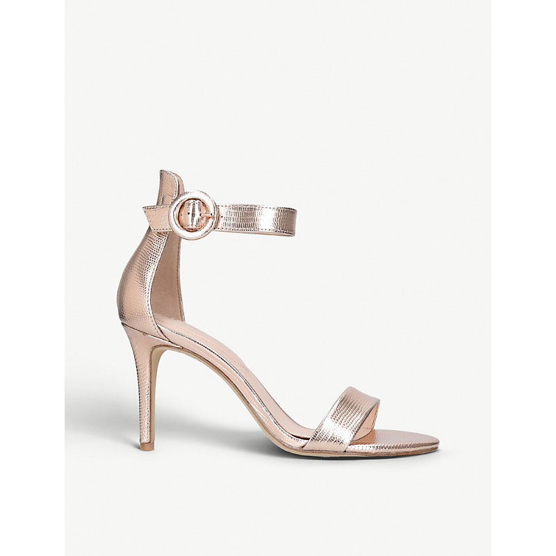 c95e6ebb14c Yenalia faux-leather sandals