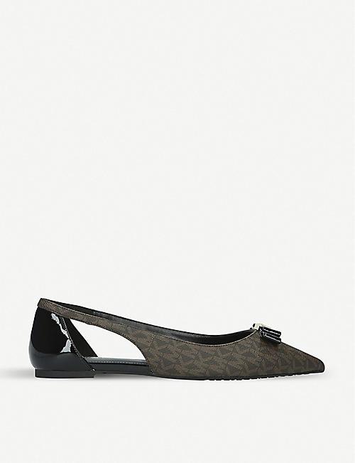 e4816f499e0f MICHAEL MICHAEL KORS - Pointed toe flats - Flats - Womens - Shoes ...
