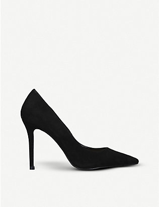 CARVELA: Kareless suedette courts