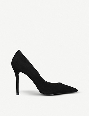 CARVELA Kareless suedette courts