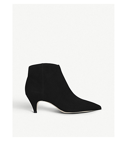 9c3a3e8a658f0d ... SAM EDELMAN Kinzey suede ankle boots (Black. PreviousNext