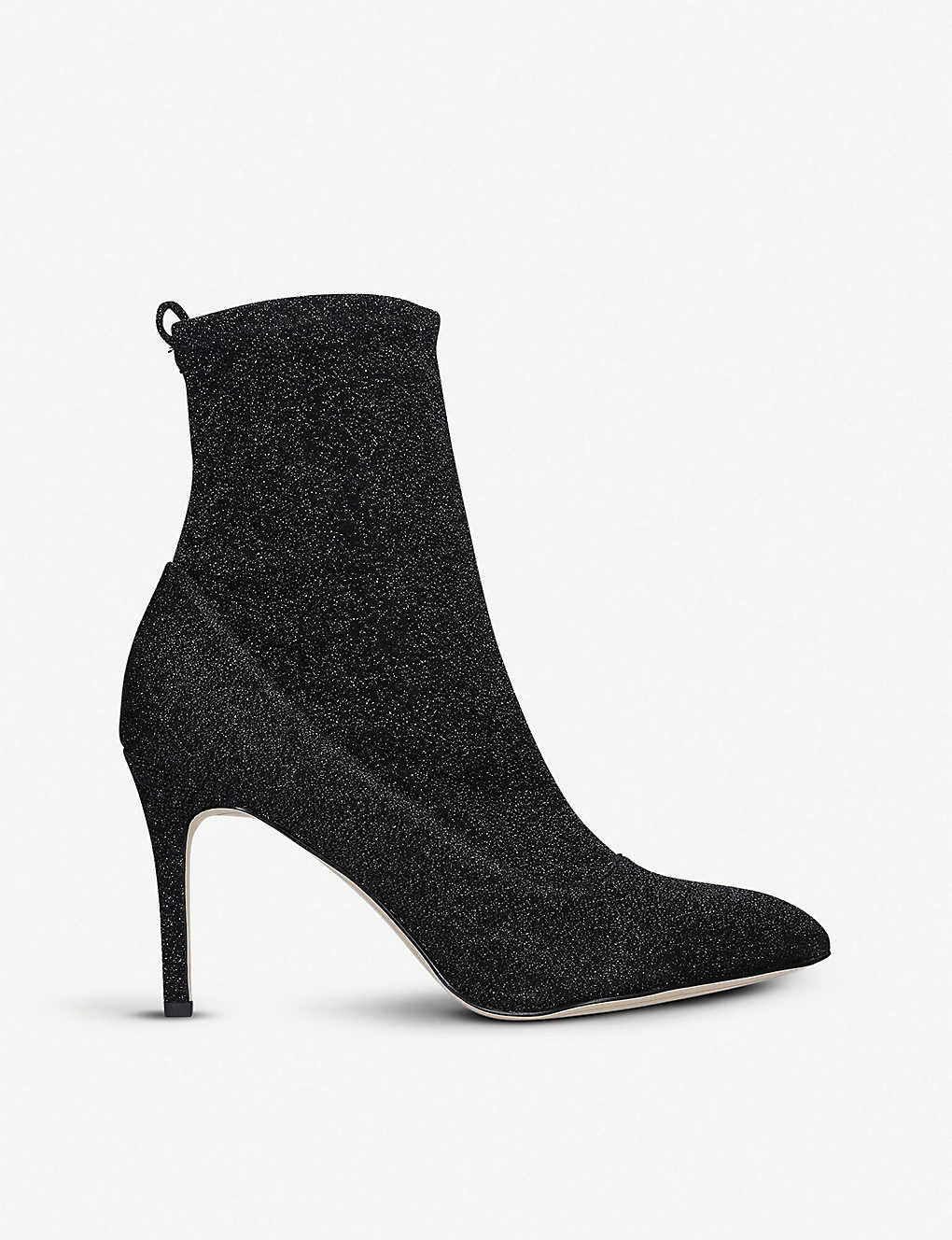 8b4da63c9df1 SAM EDELMAN - Olson metallic-knit sock boots