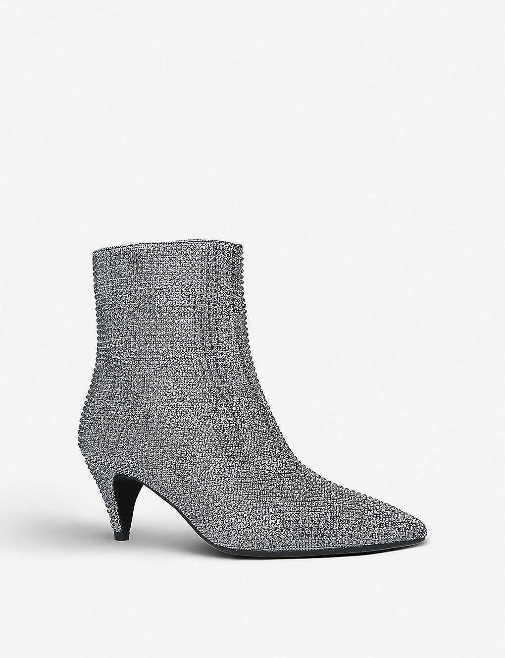 b7a64fb086c8 MICHAEL MICHAEL KORS - Blaine metallic boots