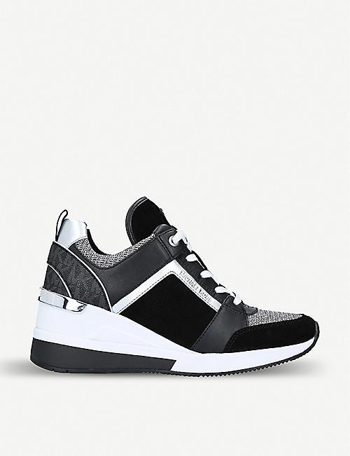 cdbf91ac3837 MICHAEL MICHAEL KORS - Trainers - Womens - Shoes - Selfridges