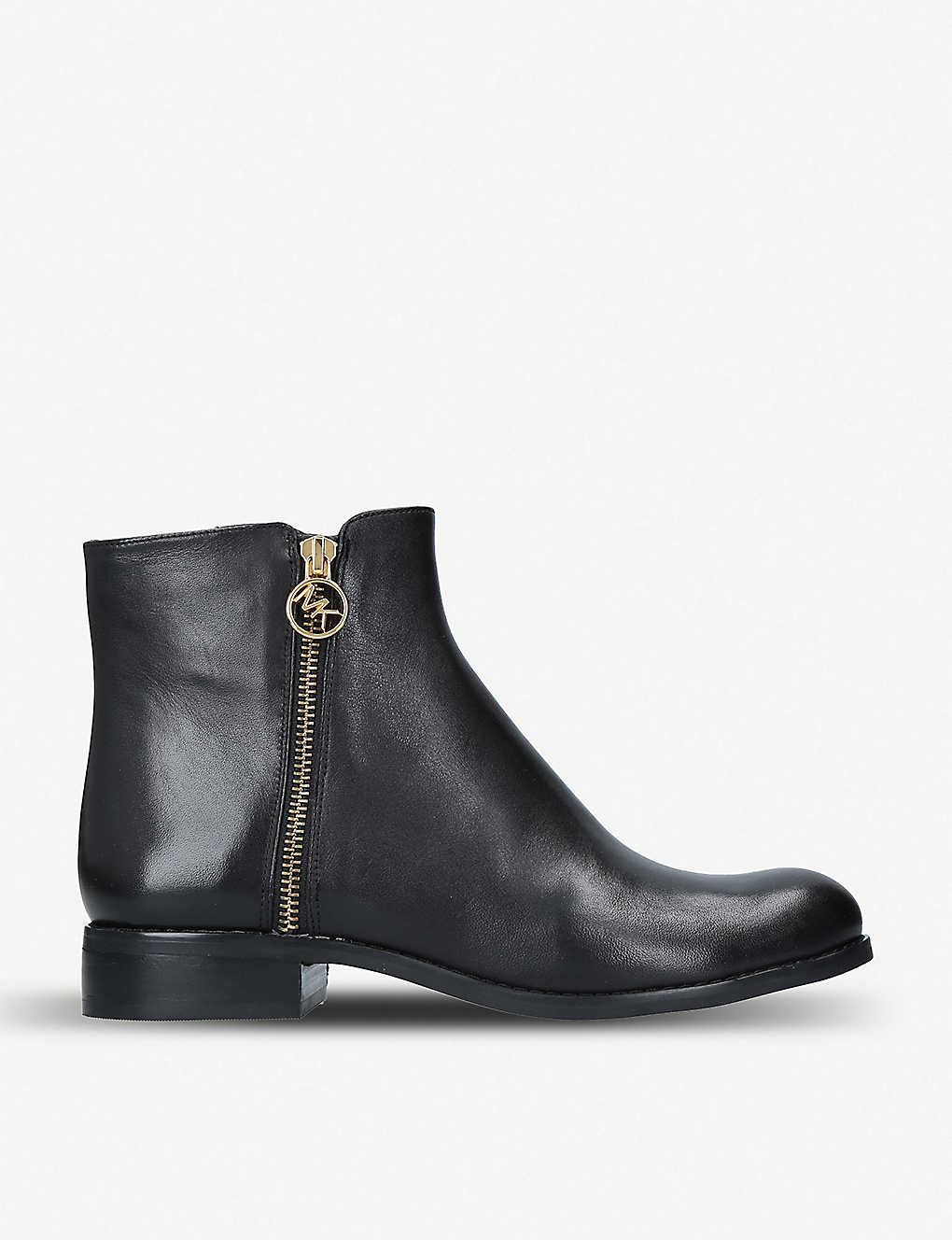 2519a7675251 MICHAEL MICHAEL KORS - Jaycie leather ankle boots