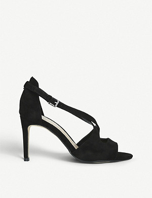 NINE WEST Favour suedette heels