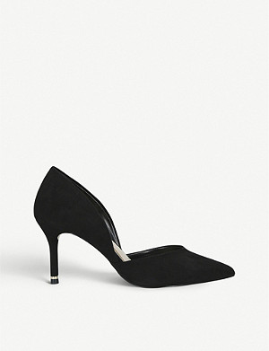 CARVELA Lady suede courts