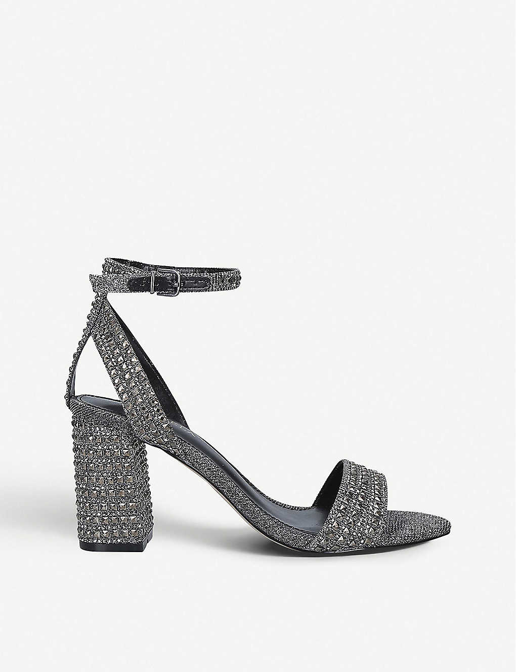 CARVELA: Kianni embellished sandals