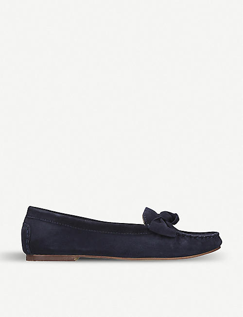 1ab2298b937 NINE WEST Layce suede loafers