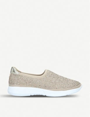 CARVELA COMFORT Carla knitted fabric trainers