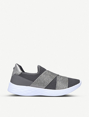 CARVELA COMFORT Corinne knitted trainers