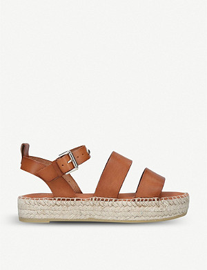 CARVELA Kleverest leather sandals