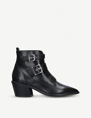 CARVELA Sacrement leather ankle boots