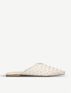 KG KURT GEIGER Misha leather mules