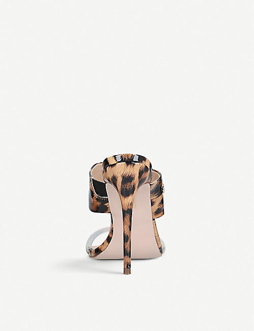 KG KURT GEIGER Faye strappy sandals