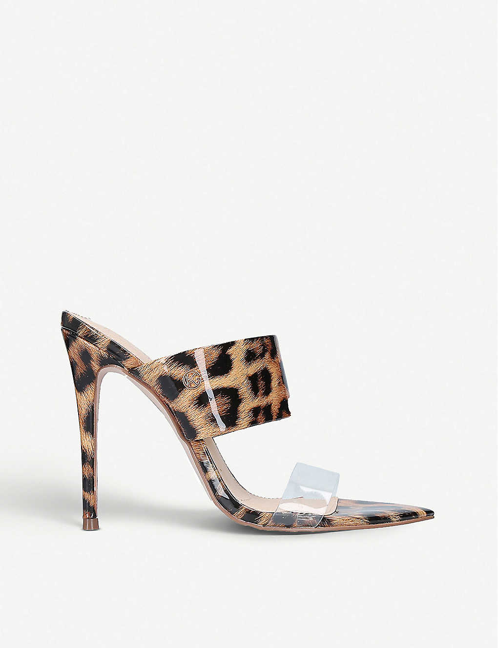 KG KURT GEIGER: Faye strappy sandals