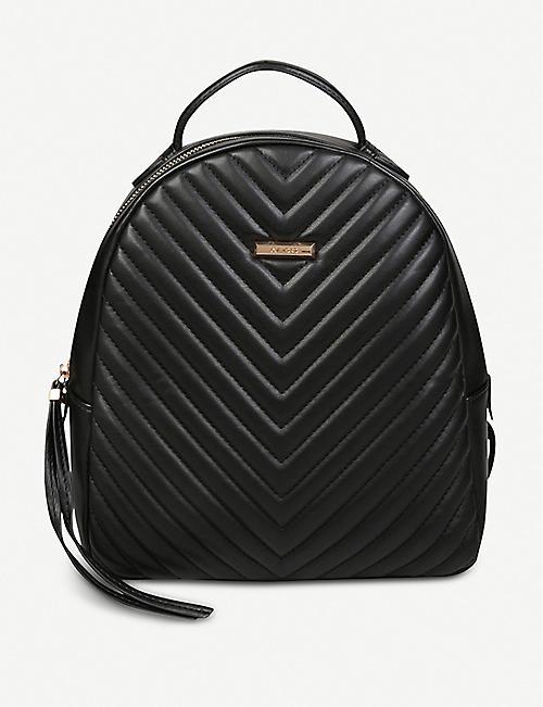 1b91b7d1b87 ALDO Adrewien faux-leather rucksack