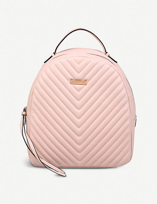 ALDO Adrewien faux-leather backpack
