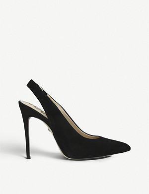 SAM EDELMAN Dierdra slingback stiletto court shoes