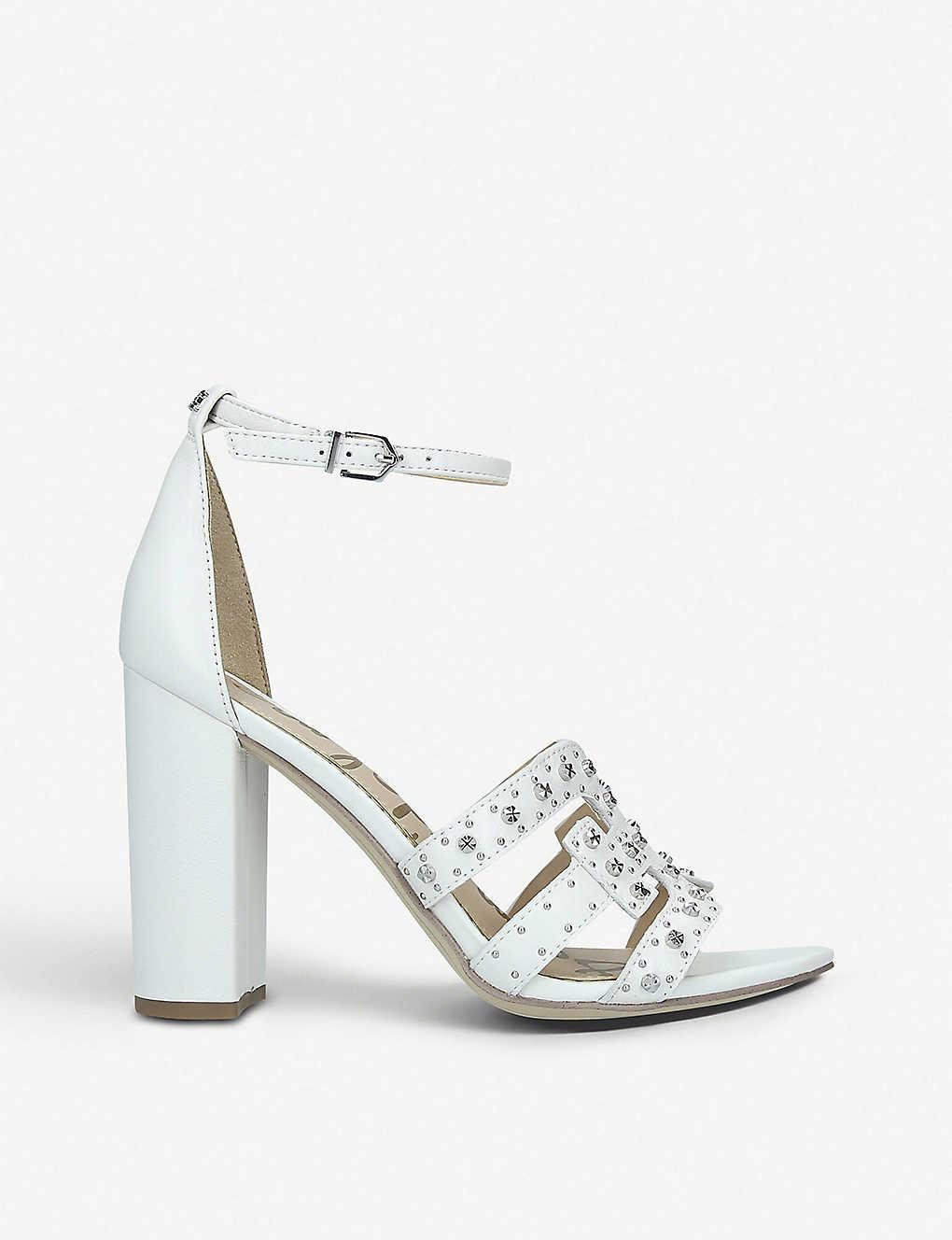 de7550a56 SAM EDELMAN - Yasha leather sandals