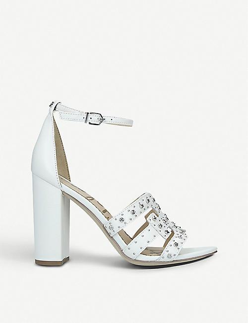 373eb99b796b41 SAM EDELMAN Yasha leather sandals
