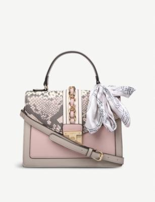 aefd5b0a747 ALDO - Glendaa faux-leather cross-body bag