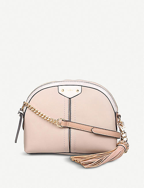 78777ad5a2b ALDO Sangiano faux-leather crossbody bag
