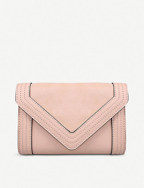 ALDO Tarres envelope clutch bag