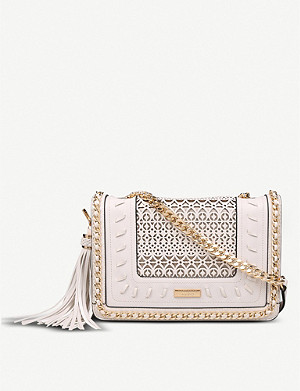 ALDO Trenzano faux-leather crossbody bag