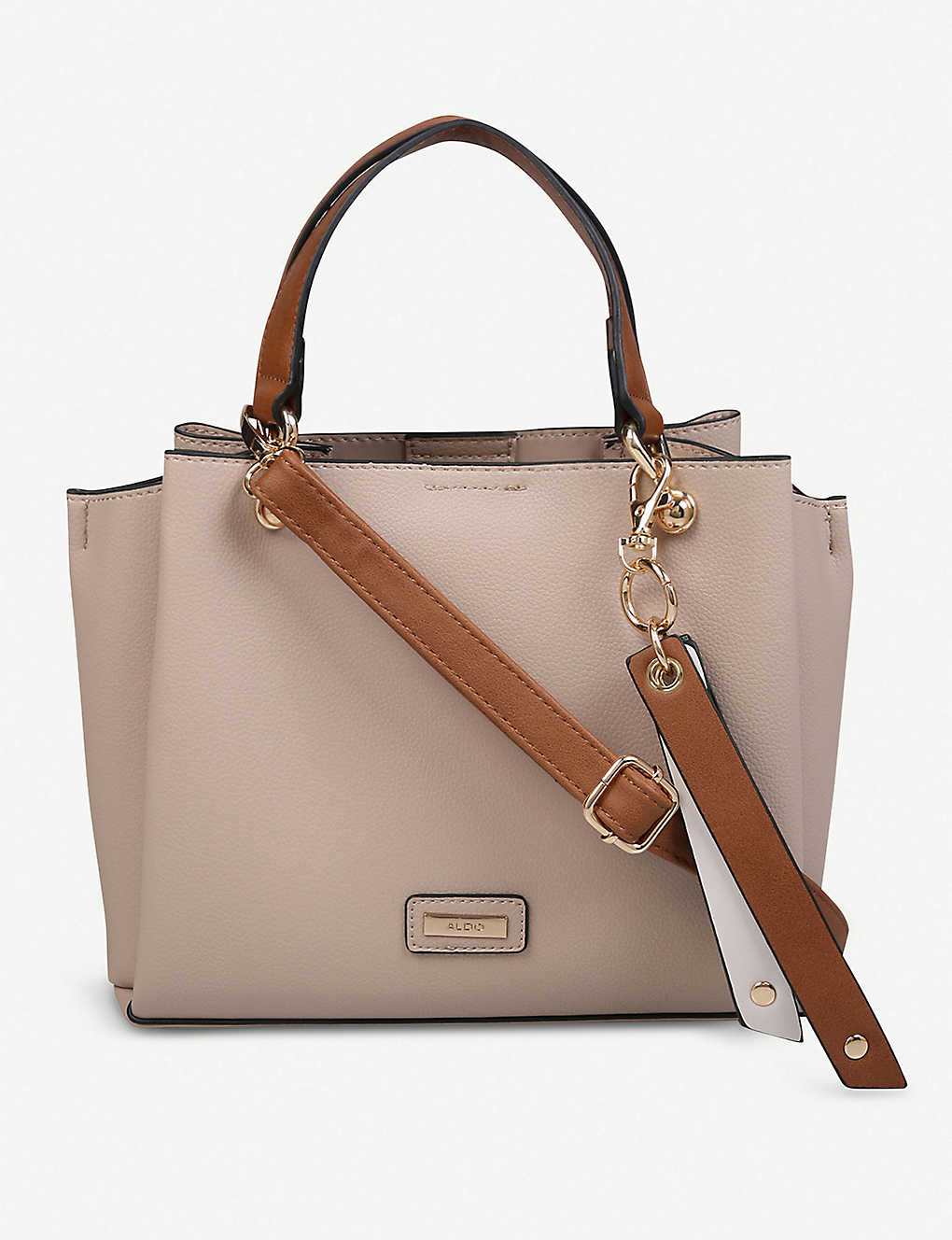6eee73d4c8 ALDO - Viremma faux-leather tote bag | Selfridges.com
