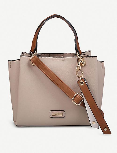 03f6068d701 ALDO Viremma faux-leather tote bag