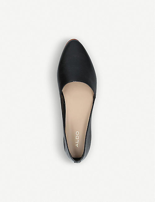 ALDO Blanchette leather flats