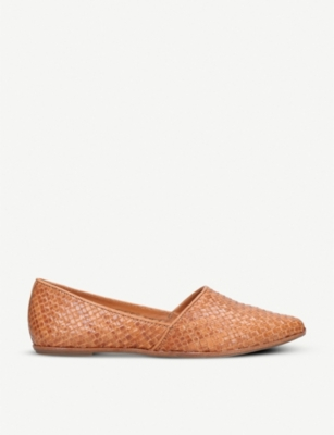 ALDO Blanchette woven leather loafers
