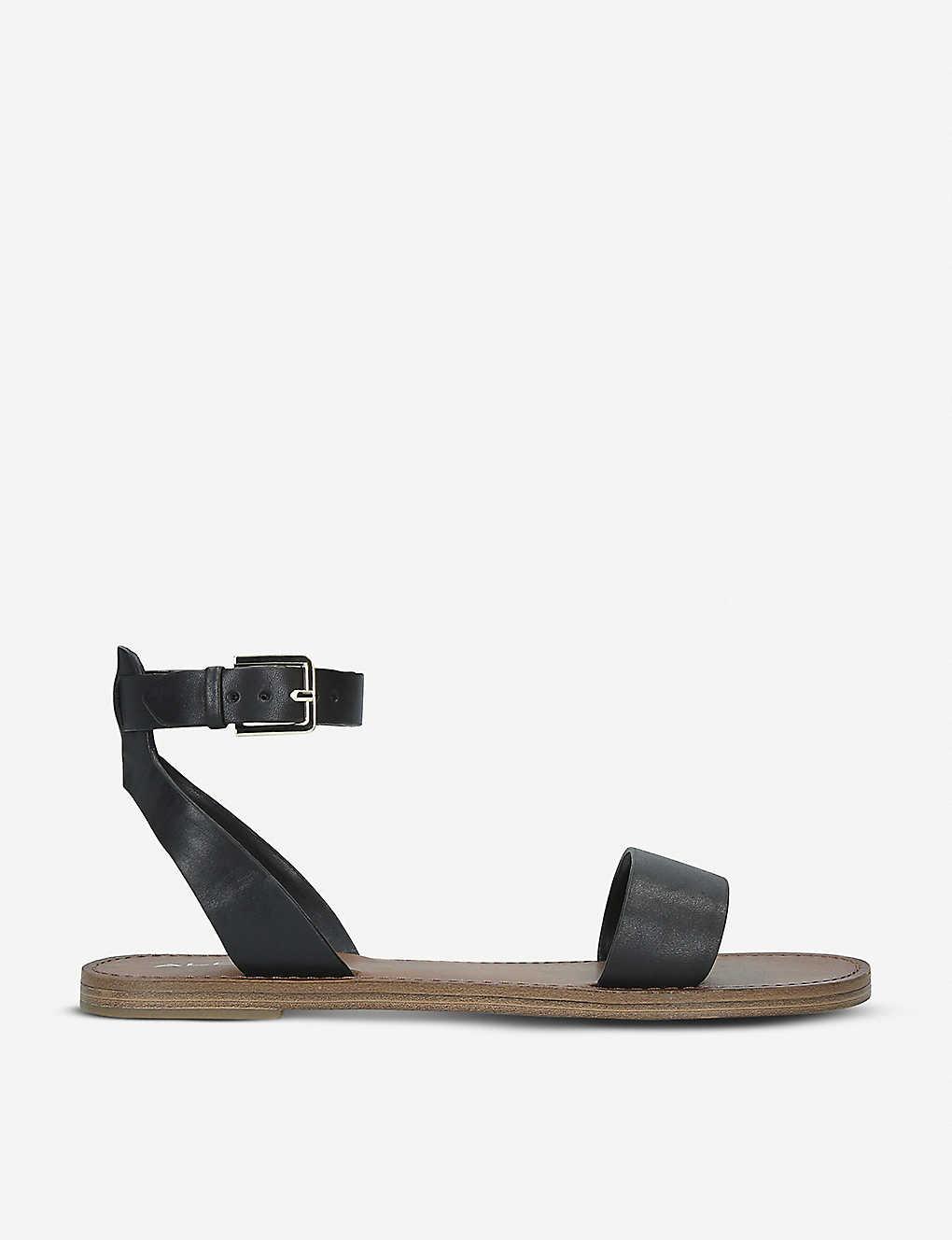 ebc3981a6823 Campodoro leather sandals - Black ...