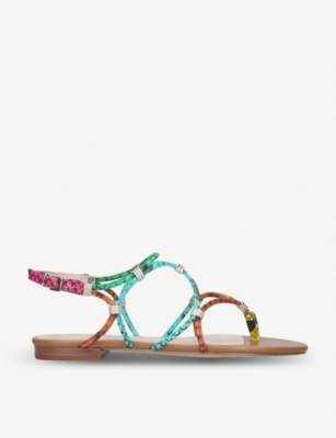 ALDO Cearka strappy leather sandals