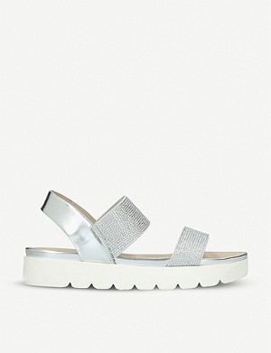 ALDO Voan faux-leather sandals