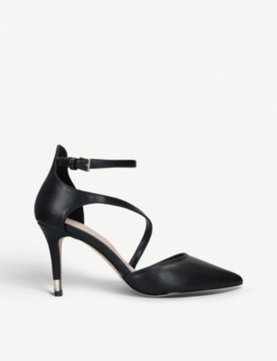 ALDO Vetrano pointed-toe faux leather stiletto heels