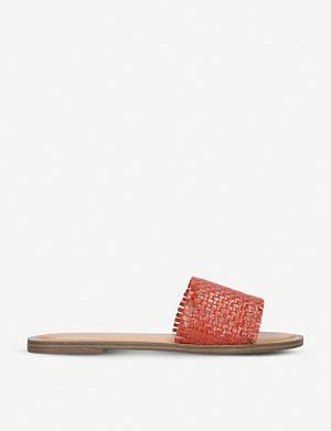 ALDO Larauclya leather sliders