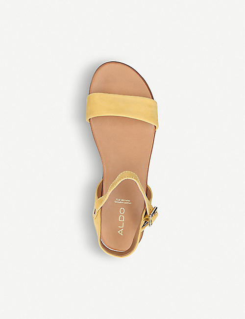 b04a000ca710 ALDO Eterillan leather sandals