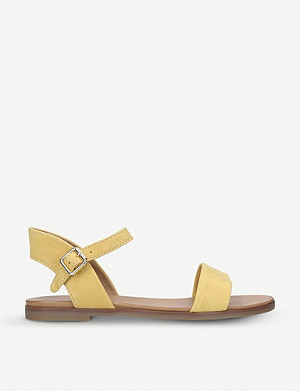 08e4e7ce2e27 ALDO - Legaecia metallic-striped patent sandals