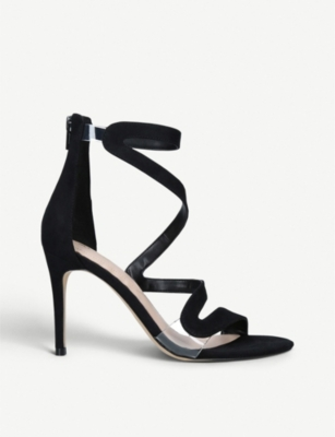 ALDO Galeviel textile stiletto sandals