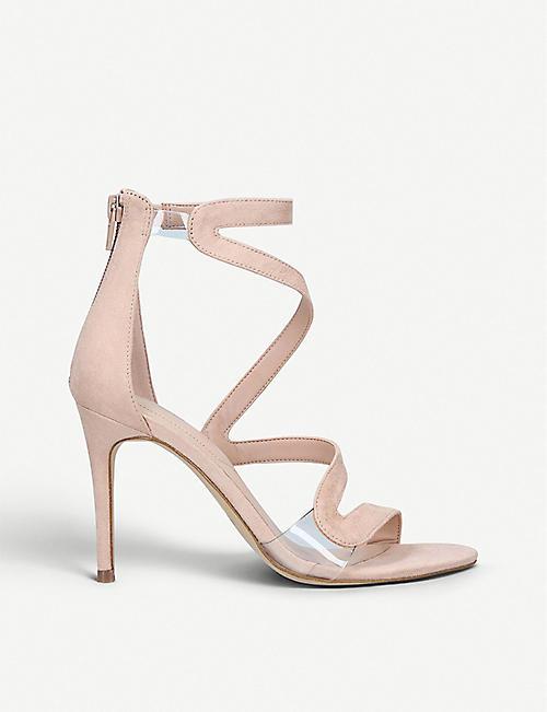 c3a64435225 ALDO Galeviel textile stiletto sandals