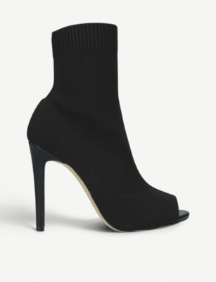 ALDO Gecia stretch-mesh booties