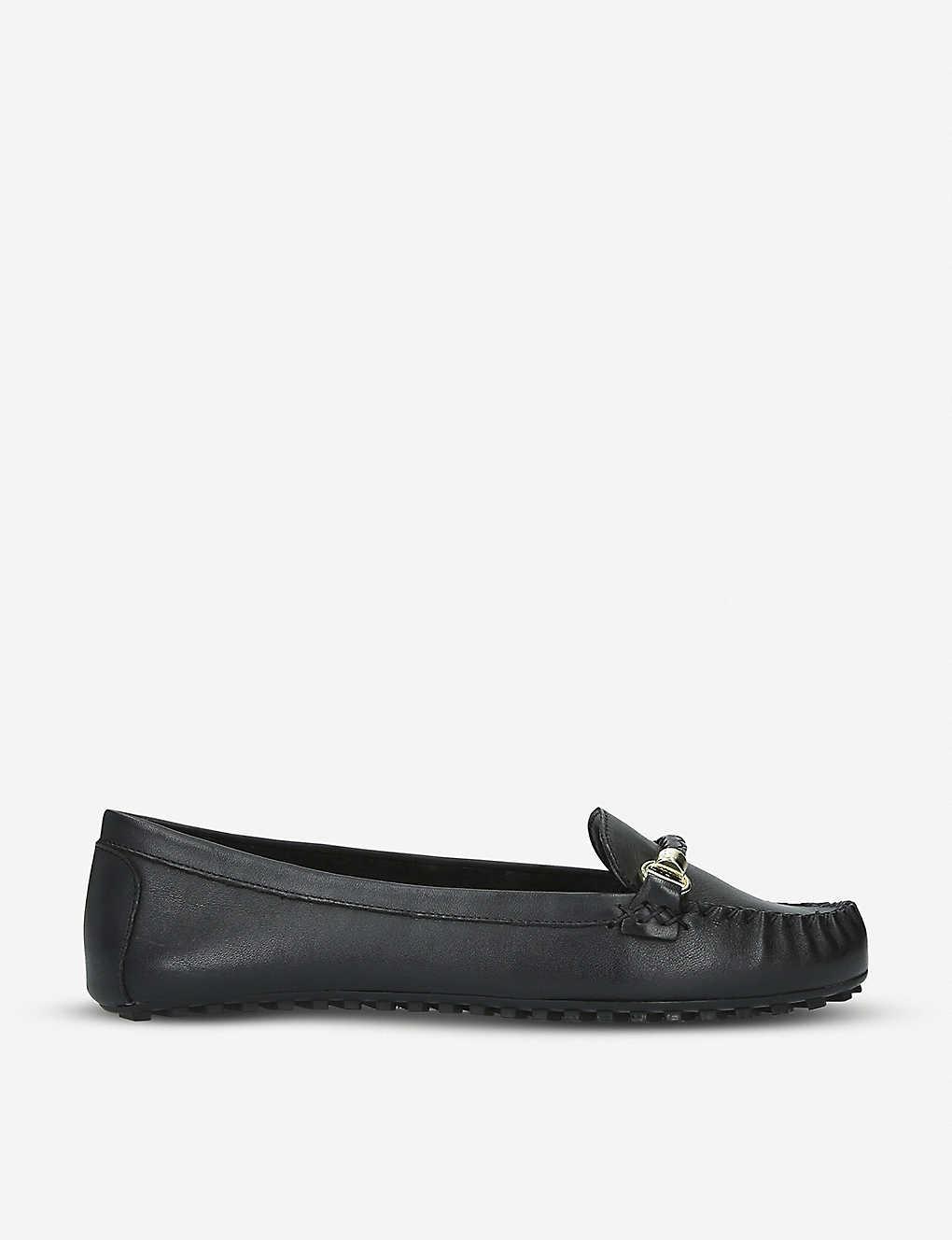 05f7e29e3 ALDO - Maocien leather loafers | Selfridges.com