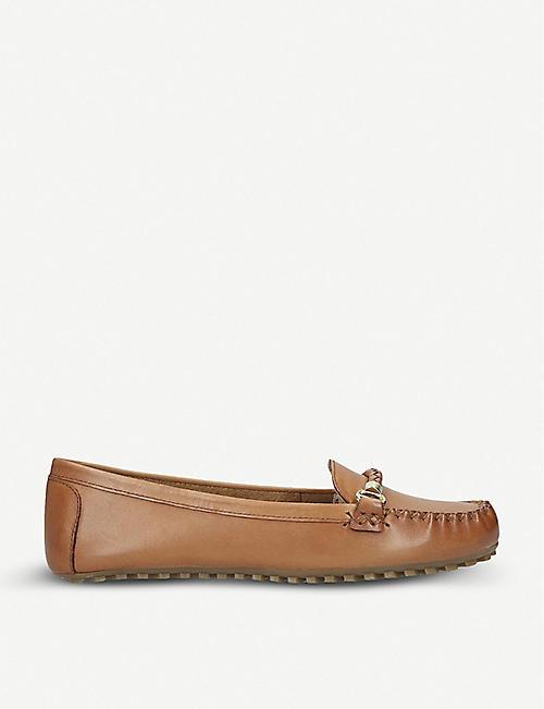 5c5748cd3a ALDO Maocien leather loafers