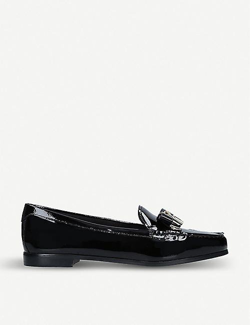 53174199e4f0 MICHAEL MICHAEL KORS Alice patent leather loafers