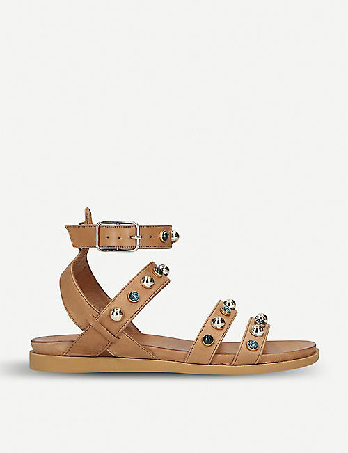 3745f5c29 CARVELA King studded leather sandals