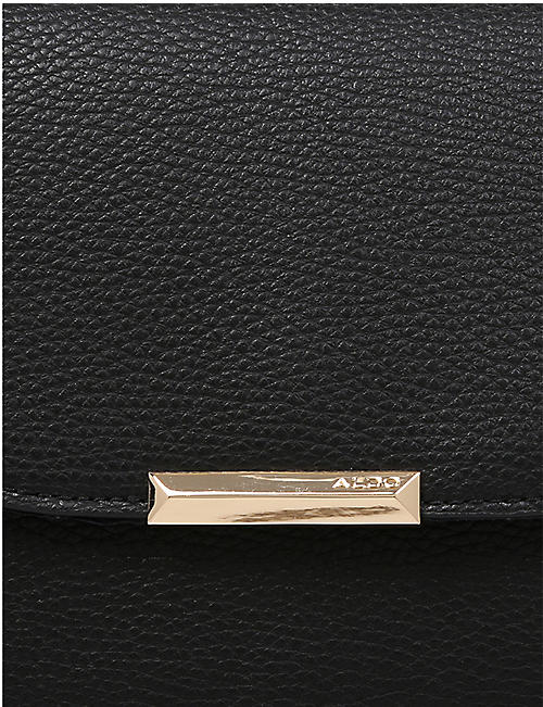 ALDO Disspain chain-detail faux-leather bag