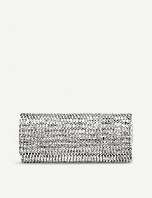 d29552a513b ALDO Montelibretti jewelled clutch bag